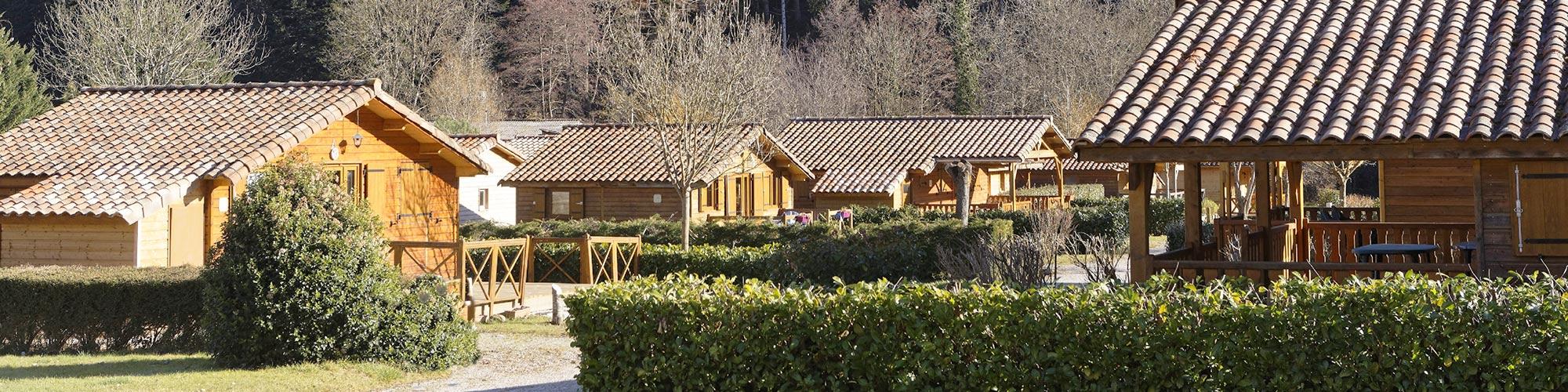 TAILLADE DE MONTSEGUR locations vacances Sud France, de type chalet en bois en Ariège dans les pyrénées chalet en ariège dans les pyrénées