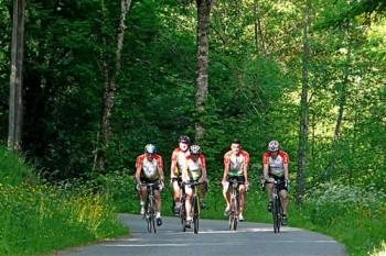 randonnées à vélo en ariège