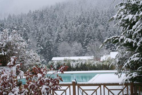 LA TAILLADE DE MONTSEGUR locations vacances Pyrénées en Ariège vacances sport d'hiver